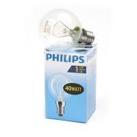 PHILIPS P45 40W E14 CL 011862 Лампа