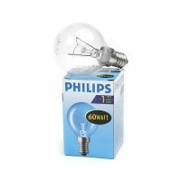 PHILIPS P45 60W E14 CL 066992 Лампа