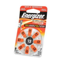 Energizer Zinc Air 13 + POWER SEAL BL8 Элемент питания