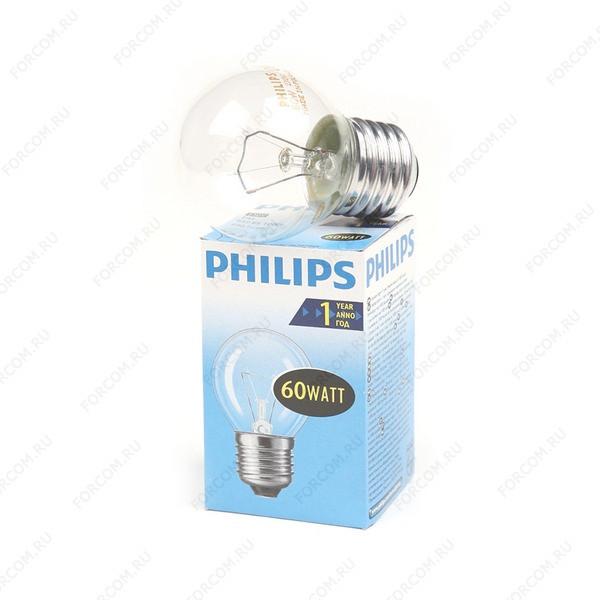 PHILIPS P45 60W E27 CL 067029 Лампа