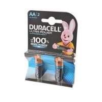 DURACELL ULTRA POWER LR6 BL2 Элемент питания