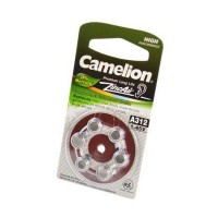 Camelion Zinc-Air A312-BP6(0% Hg) BL6 Элемент питания