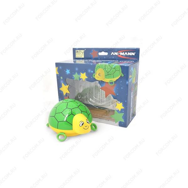 ANSMANN 1800-0003 черепаха BL1 Детский светильник