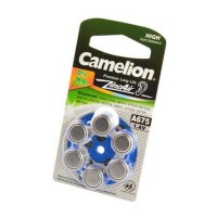 Camelion Zinc-Air A675-BP6(0% Hg) BL6 Элемент питания