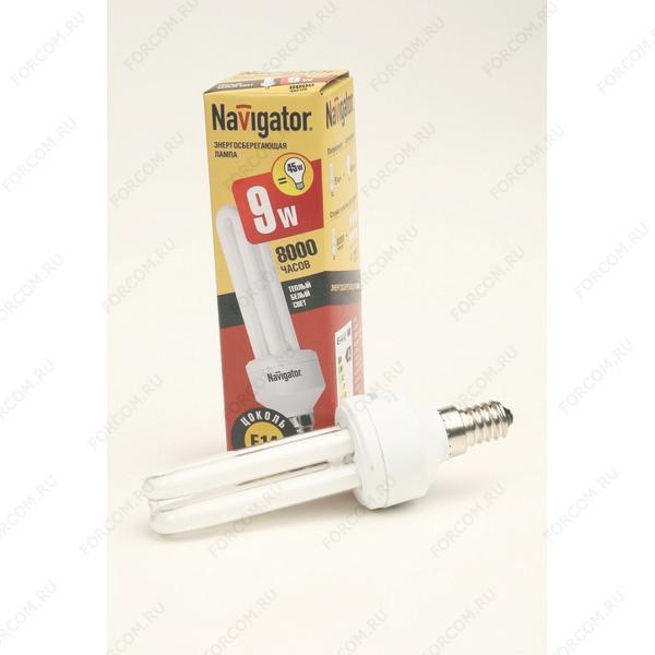 Navigator NCL-2U-09-827-E14 94 001 BL1 Лампа