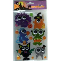 BORU Collection 86762 Halloween Набор наклеек