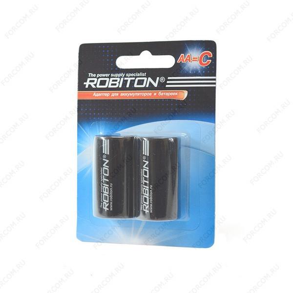 ROBITON Adaptor-AA-C BL2 Адаптер для аккумуляторов
