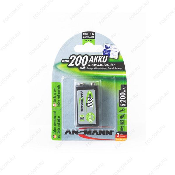ANSMANN 5035342/01 maxE E200 BL1 Аккумулятор