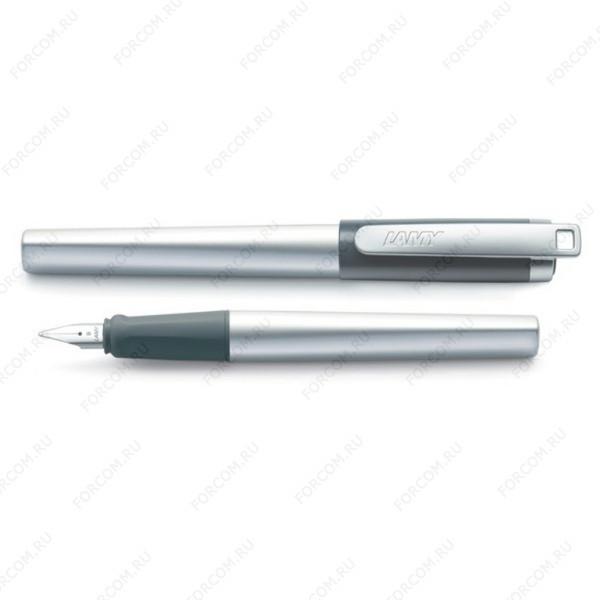 Ручка перьевая Lamy Nexx M, антрацит, перо F (088F) Уценка