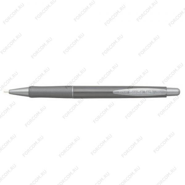 Ручка шариковая Penac Needle Tech, с резиновым упором, 0,5 мм, черная BA1306-06EF