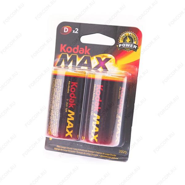 Kodak Max LR20 BL2 Элемент питания