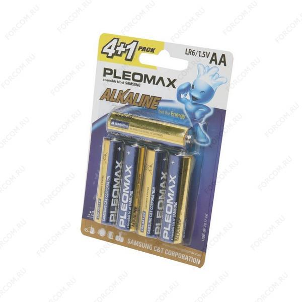 PLEOMAX LR6-4+1 BL5 Элемент питания