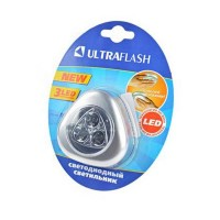 ULTRAFLASH LED6244 3LED BL1 Светильник