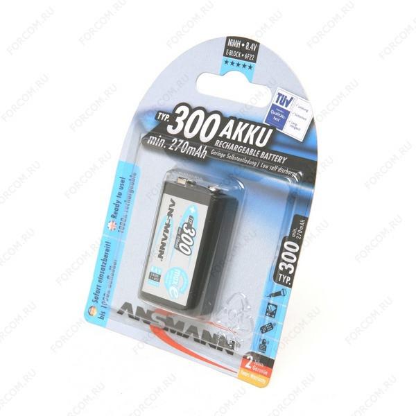 ANSMANN 5035453 maxE E-Block 300 BL1 Аккумулятор