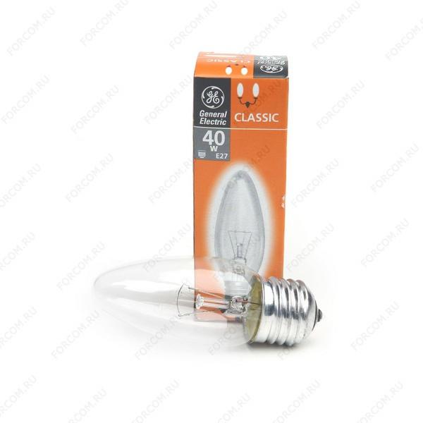 General Electric 40C1/CL/E27 74396 Брест Лампа