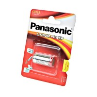Panasonic Lithium Power CR-123AL/1BP 123A BL1 Элемент питания