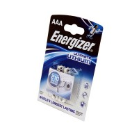 Элемент питания Energizer Ultimate LITHIUM FR03 BL2