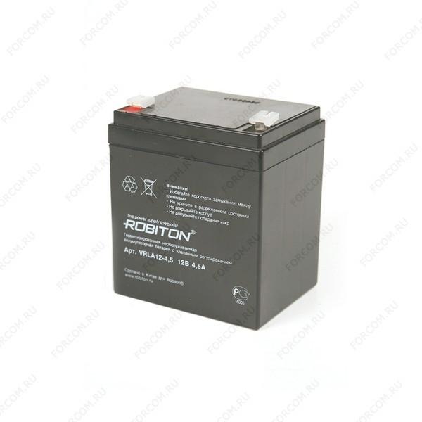 ROBITON VRLA12-4.5 Аккумулятор
