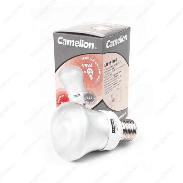 Camelion LH15-R63/827/E27 Warm Light (827) Лампа