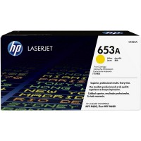 HP CF322A Картридж желтый 653A HP Color LaserJet Enterprise M680dn/M680f (16K)
