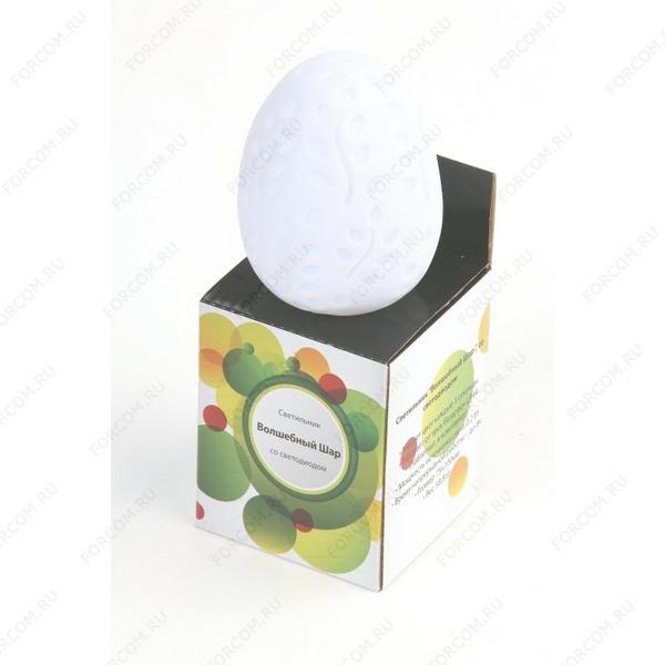 GARIN Лучики Ball3-F-white Волшебный шар (без батареек) BL1 Светильник