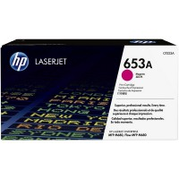 HP CF323A Картридж пурпурный 653A HP Color LaserJet Enterprise M680dn/M680f (16K)
