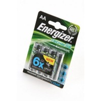 Energizer Recharge Extreme AA 2300мАч BL4 Аккумулятор