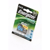 Energizer Recharge Extreme AAA 800мАч BL2 Аккумулятор