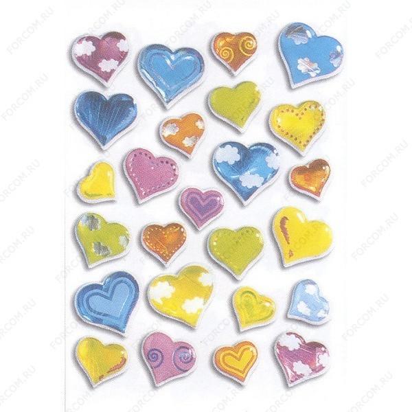 HERMA 5217 Magic Наклейки Сердечки