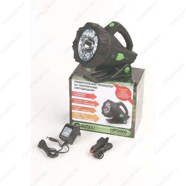 GARIN LUX HPD900 Prem Superbright прожектор Фонарь