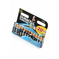 DURACELL TURBO MAX LR6 BL12 Элемент питания
