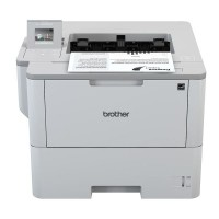 Brother HLL6300DWR1 Принтер Brother HL-L6300DW, A4, 46 стр/мин, 256Мб, дуплекс, GigaLAN, WiFi, лоток 520л, NFC, USB, старт.картридж 8000стр