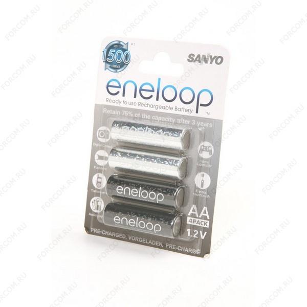 SANYO eneloop HR-3UTGA-4BP-AZ F734S1171 BL4 Аккумулятор