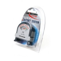 Тестер ANSMANN 4000001 Battery tester BL1