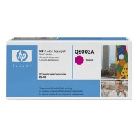 HP Q6003A Картридж №124A пурпурный HP Color LaserJet 1600/2600/CM1015mfp (2K)