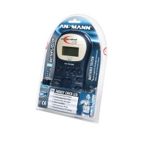 ANSMANN 4000392 Energy Check LCD BL1 Тестер