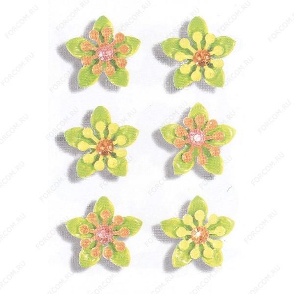 HERMA 6047 Magic Наклейки Цветок