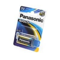 Panasonic EVOLTA 6LR61EGE/1BP 6LR61 BL1 Элемент питания