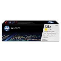 HP CE322A Картридж желтый 128A HP Color LaserJet Pro CM1415FN