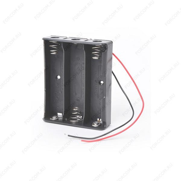 ROBITON Bh3x18 с двумя проводами PK1 Отсек для элементов питания